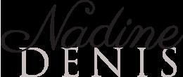 Nadine Denis, interprète Logo