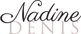 Nadine Denis, interprète Logo